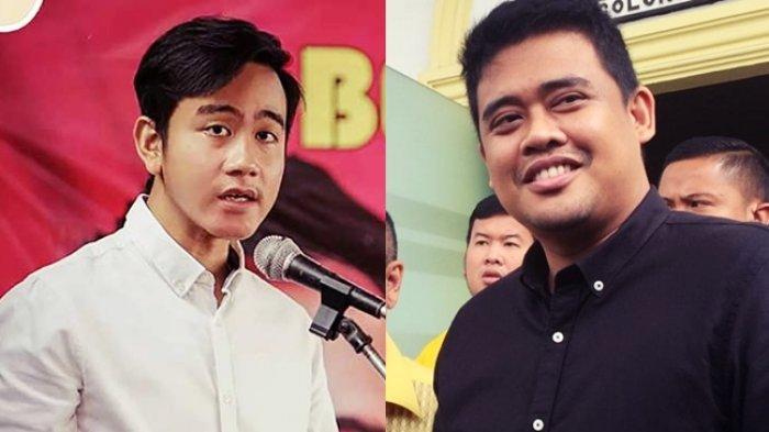 Segini Harta Kekayaan Gibran dan Bobby Nasution yang Resmi jadi Wali Kota, Siapa Lebih Kaya?