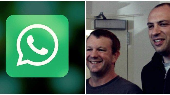 Sejarah Aplikasi WhatsApp, Dibentuk Dua Orang Mantan Karyawan Yahoo, Akui Sempat Ingin Menyerah