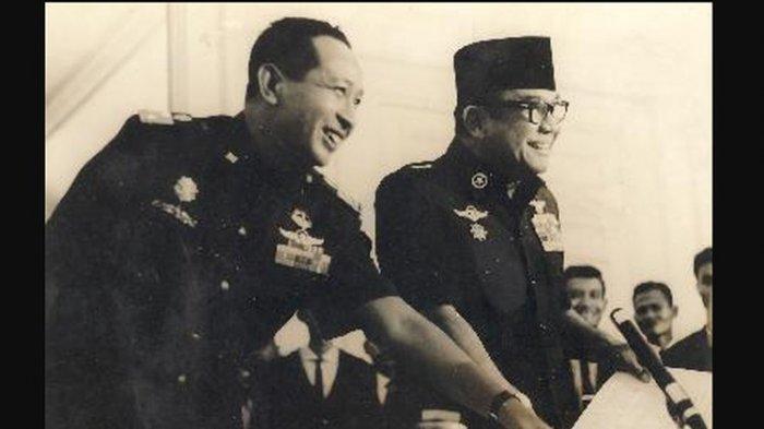 Isi Pidato Soeharto Saat Mundur Sebagai Presiden 21 Mei 1998