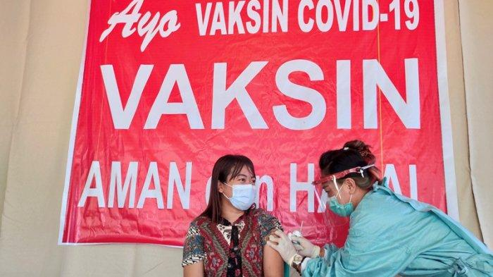 120 Nakes di Bolmut Belum Terima Insentif Vaksinasi, Febyanto Lumoto: Masih Menunggu Juknis