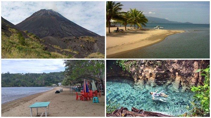Menengok 4 Tempat Wisata yang Ada di Minahasa Tenggara, Dodoku Aer Konde hingga Gunung Soputan