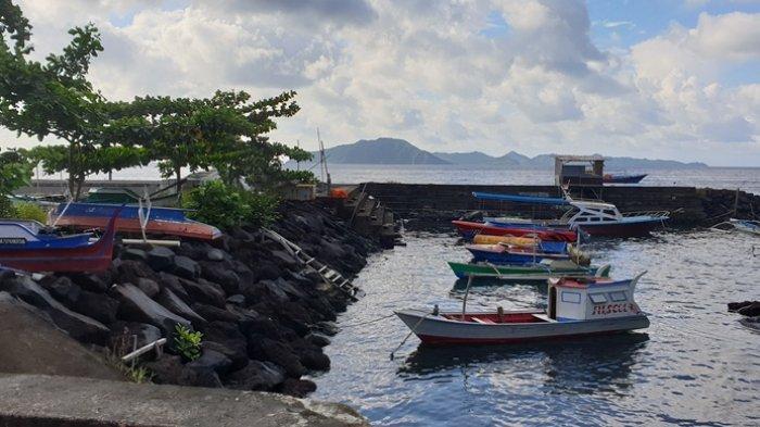 Cuaca di Sitaro Kian Membaik, Aktivitas Nelayan Kembali Normal