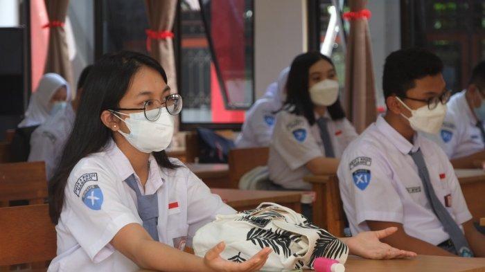 SMA 9 Manado Terapkan Pembelajaran Tatap Muka