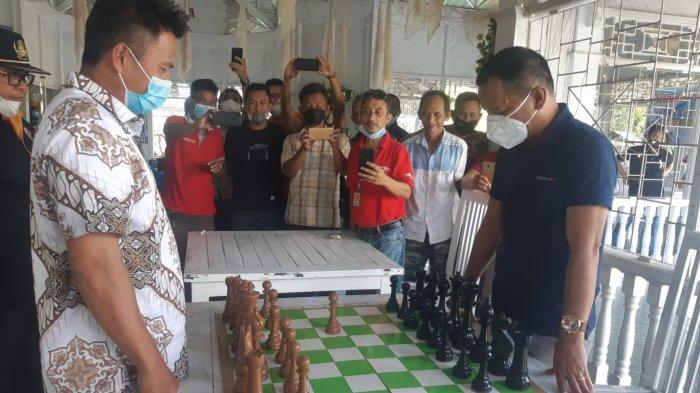 Turnamen Catur CHM Cup 1 se Bolaang Mongondow Raya Dibuka