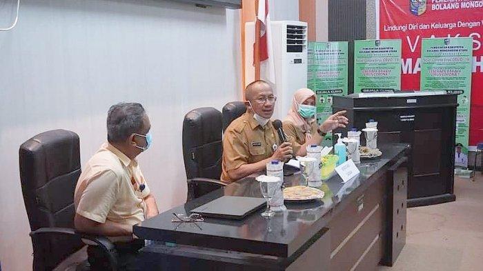 Intervensi Gizi dan Penyediaan Air Bersih Jadi Kunci Penanggulangan Stunting di Bolmut