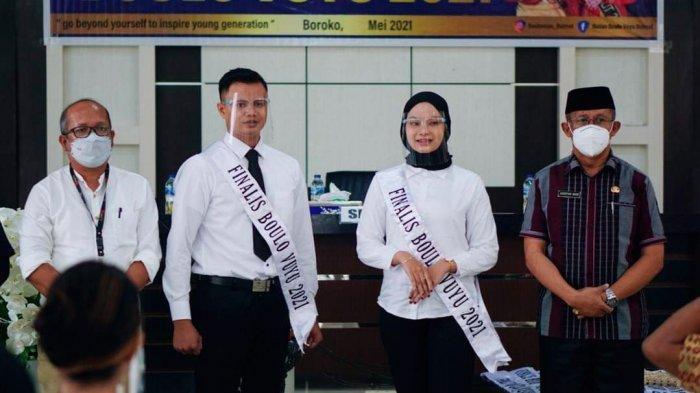 Sekda Bolmut Buka Kegiatan Pemilihan Boulo Vuyu Kabupaten Bolmut Tahun 2021