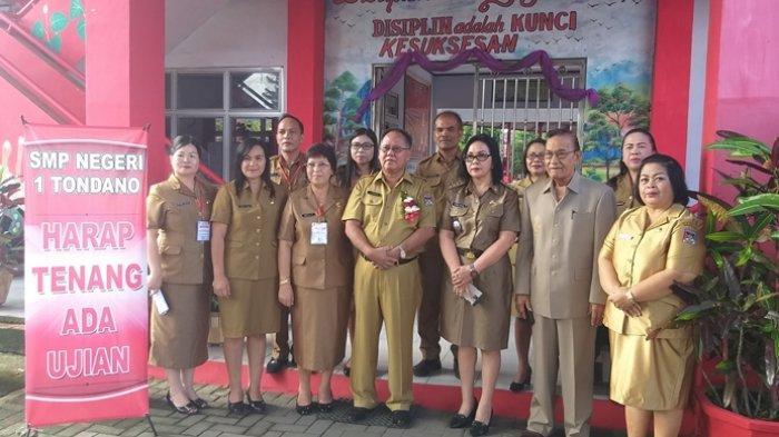 4.723 Siswa SMP di Minahasa Mengikuti UNBK