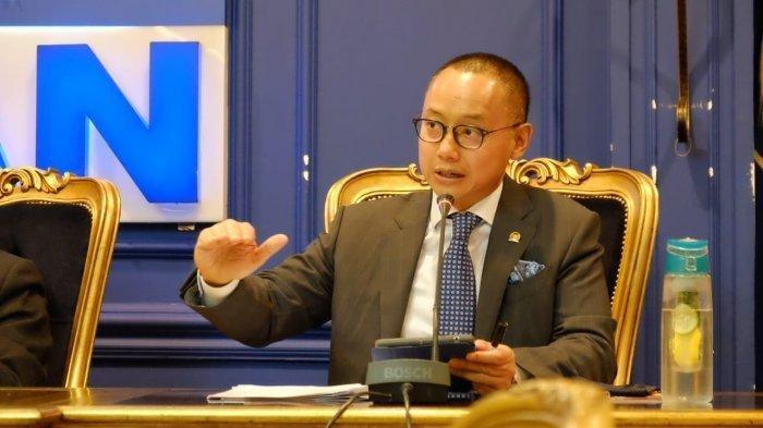 Masih Ingat Eddy Soeparno? Sekjen PAN, Orang Dekat Amien Rais, Disebut Bakal Jadi Menteri Jokowi