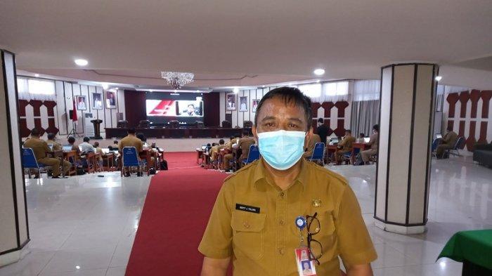 Sejumlah Pejabat Struktural di Pemkot Manado Ikut Uji Kompetensi
