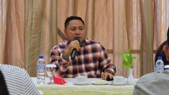 Sekretaris Daerah Bolsel Marzanzius Arvan Ohy