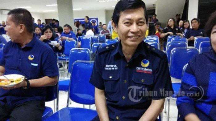 DPRD Pastikan Plot Dana Penanganan Covid-19, Victor Mailangkay: APBD Hanya Stimulan