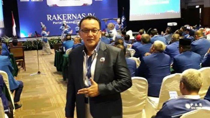 PAN Usung Mor-HJP, Ayub Ali Masih Niat Dipinang Maju Pilkada Manado