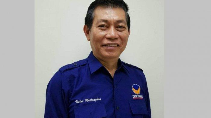 Dukung Penuh Keputusan DPP, Malangkay Instruksikan Relawan Victory Kawal Kemenangan VAP