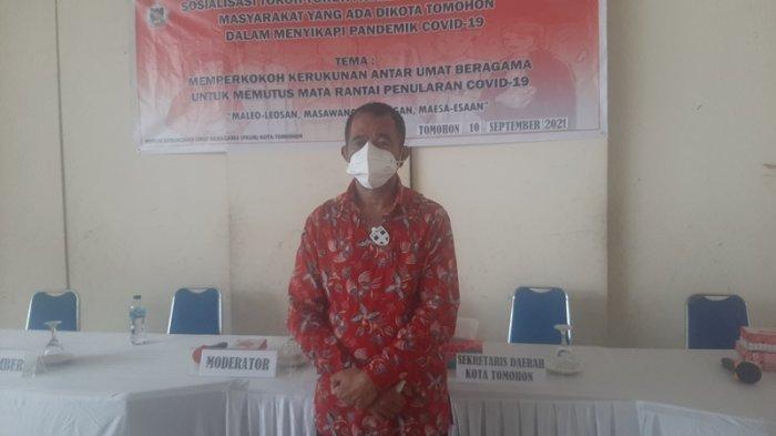 Tomohon bakal Jadi Kota Toleransi se Indonesia, FKUB Tomohon: Ini Patut Dibanggakan