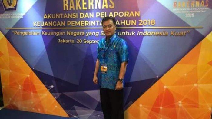 Sekretaris Kota Manado, Bart Assa Hadiri Rakernas Akuntansi dan Pelaporan Keuangan