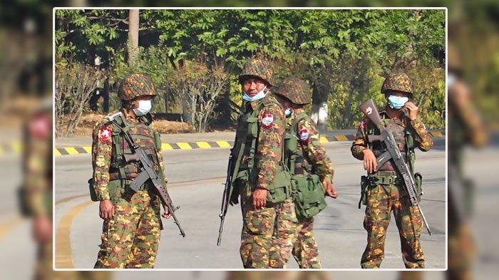 Keadaan Warga Negara Indonesia di Myanmar Setelah Terjadi Kudeta Militer, Tercatat Ada 500 Orang