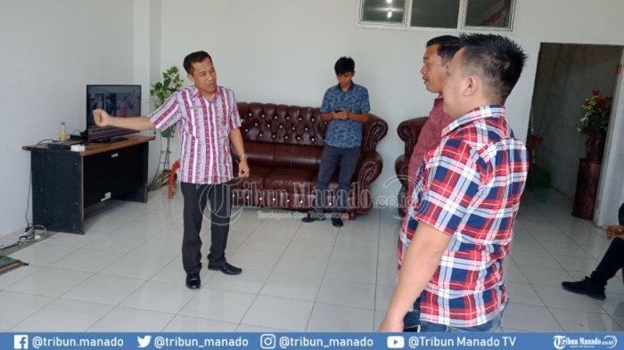Sekwan Coaching Wajah Baru Anggota Dewan untuk Pengenalan Lokasi Kerja di Kantor DPRD