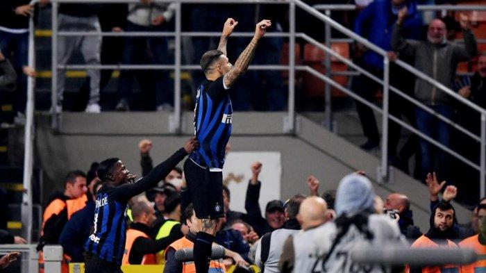 Deby Della Madonnina, Inter Milan Vs AC Milan, Kemenangan Nerazzurri Terasa Lebih Indah
