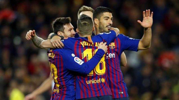 HASIL & KLASEMEN LIGA SPANYOL - Barcelona Juara, Real Madrid Harus Menerima Kenyataan