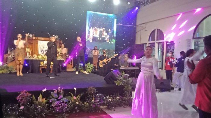 BREAKING NEWS: Selebrasi Paskah Pemuda Sinode GMIM Dimulai, Ikuti Via Streaming