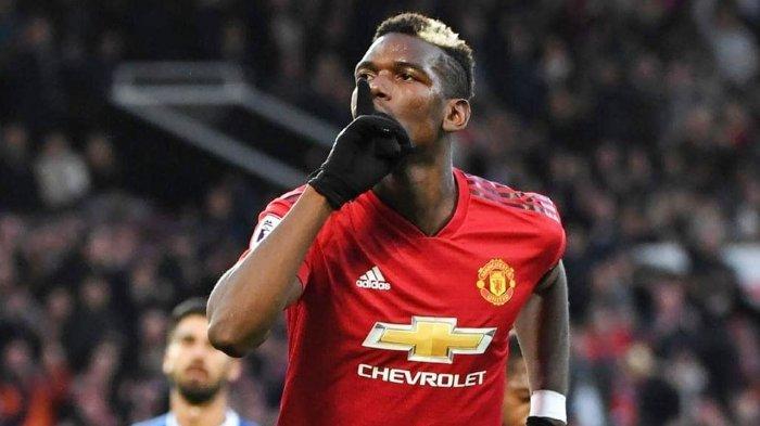 Liga Inggris - Permintaan Gaji Paul Pogba ke MU Cukup untuk Bayar Semua Pemain Cardiff City