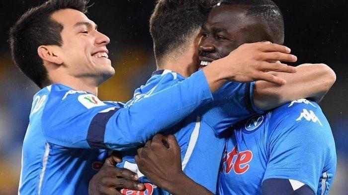 Hasil Liga Italia,Juventus Kalah dari Napoli 1-0, Peringkat 3 Tak Aman, Lengkap Klasemen Sementara