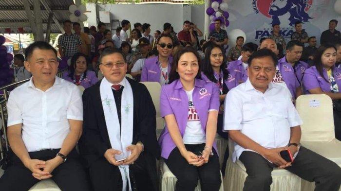 Selebrasi Remaja GMIM Berlangsung Sukses, Penatua Michaela Ucapkan Terima Kasih