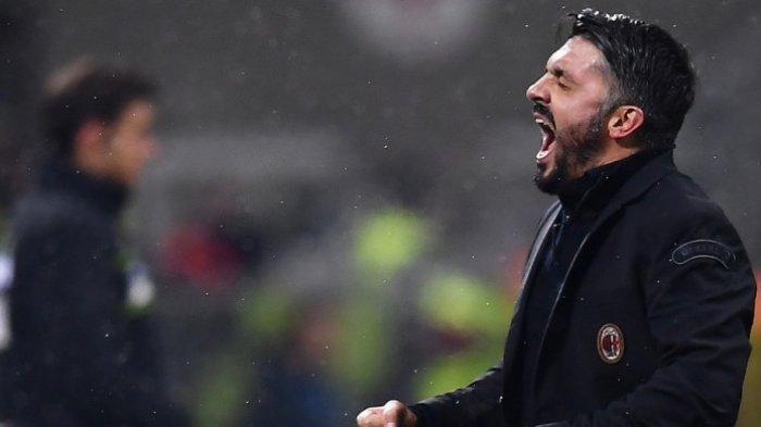 Gennaro Gattuso Tidak Akan Tinggalkan AC Milan yang Tengah Terpuruk