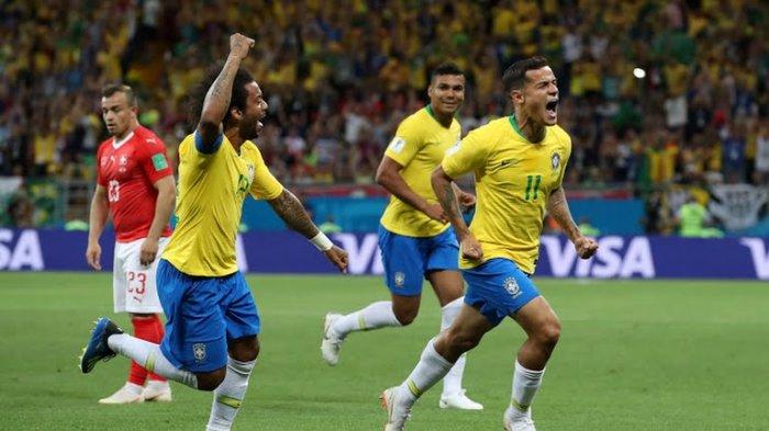 6 Fakta Brasil Jelang Lawan Belgia
