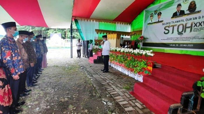 Seleksi Tilawatil Quran dan Hadits ke-XXVI Tingkat Kabupaten Bolmong Resmi Digelar