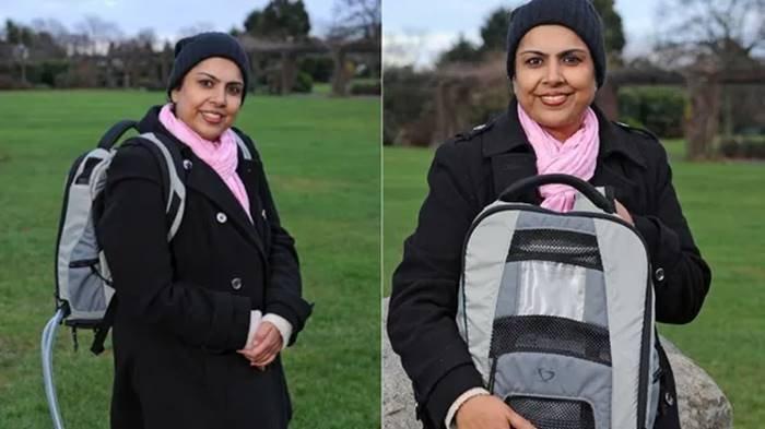 Selwa Hussein, Manusia yang Kini Hidup Tanpa Jantung, Nasib Selalu Bawa Ransel untuk Tetap Bernapas