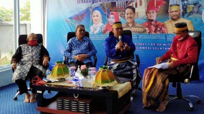 Akademisi dan Budayawan Sulsel Dorong Lahirnya Perda Aksara Lontaraq