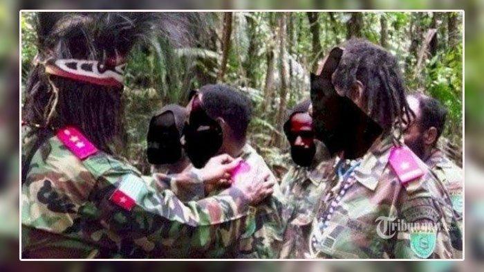 Pasukan Setan Belum Masuk Area Perang, KKB Papua Sudah Ketakutan, Kelompok Egianus Kogoya Sembunyi
