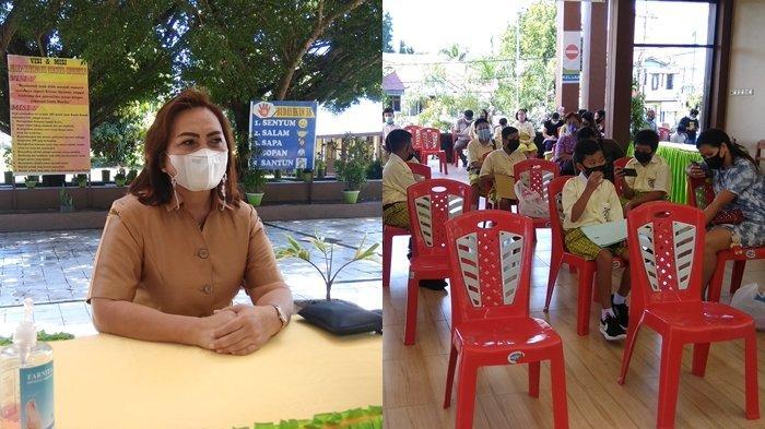 SMP Katolik Santa Monika Manado Tunda Pembelajaran Tatap Muka