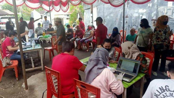Pecah Rekor Sehari, Manado Tembus 4000 Orang Divaksin