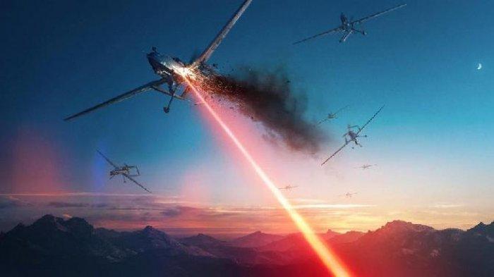 Fakta Tentang Senjata Laser Udara Canggih Milik Israel, Bisa Jatuhkan Drone Bersenjata
