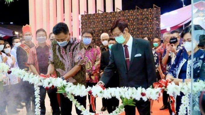 Sentra Medika Hospital Internasional Beroperasi, Gubernur Olly Harap Sulut Bisa Sekelas Singapura