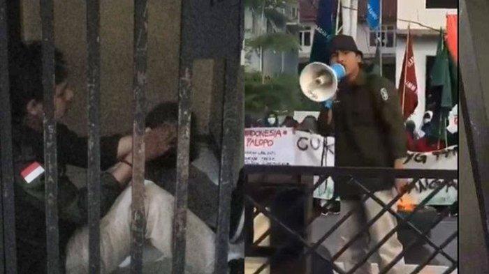 Aktivis Mahasiswa HMI Ditahan Usai Hina Polisi, Fotonya dalam Sel Viral: Kebebasan yang Kebablasan