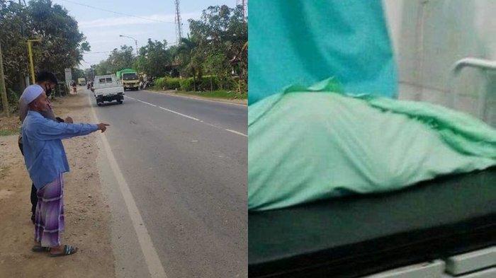 Innalillah Wainnailaihi Rajiun, Anak Bernama Siti Maysaroh Tewas Ditabrak Mobil Dinas Bupati Sambas