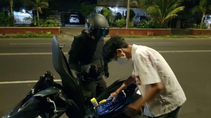 Polres Manado Terus Berikan Pembinaan Dan Patroli Tertibkan Siswa Yang Rayakan Kelulusan