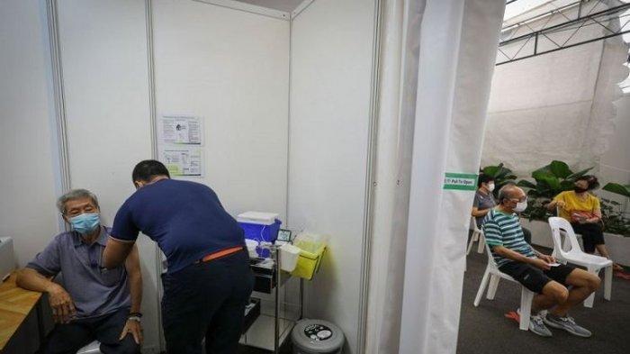 BPOM Susun Petunjuk Vaksinasi Covid-19 untuk Lansia di Atas 60 Tahun