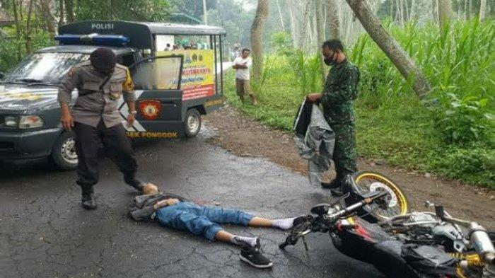 Kecelakaan Maut Tadi Siang, Remaja 15 Tahun Tewas di Tempat usai Tabrak Mobil yang Mendadak Berbelok