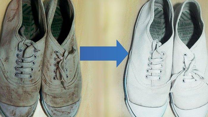 Mau Sepatu Awet dan Tetap Bagus? Ini 4 Cara Membersihkan Sepatu Sesuai dengan Bahannya