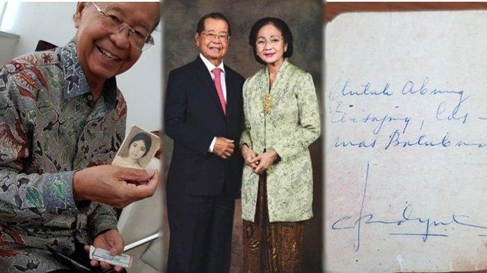 Kisah Cinta Cosmas Batubara, Pria Romantis dan 53 Tahun Simpan Foto sang Istri di Dalam Dompet