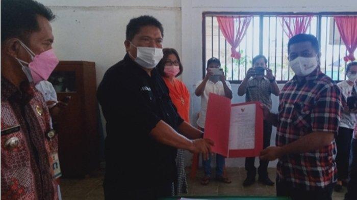 Dua Jabatan Hukum Tua di Kecamatan Belang Bergeser, Mokosolang: Jalankan Amanat dengan Baik