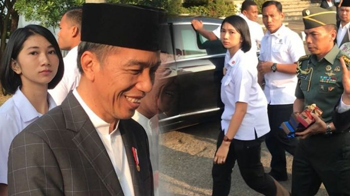 Serda Ambar, Paspampres Cantik dari TNI Angkatan Laut yang Jadi Sorotan!