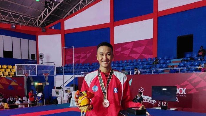 Pangdam XIII/Merdeka Apresiasi Atas Medali Perunggu yang Diraih Paolo Satiamu Atlet Karate Sulut