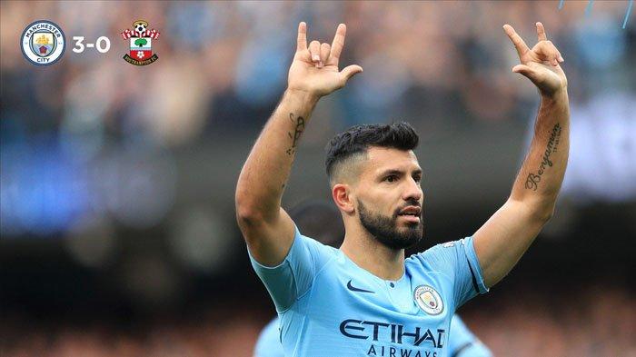 Aguero Akan Hengkang Dari Manchester City, Ceritanya Mengharukan