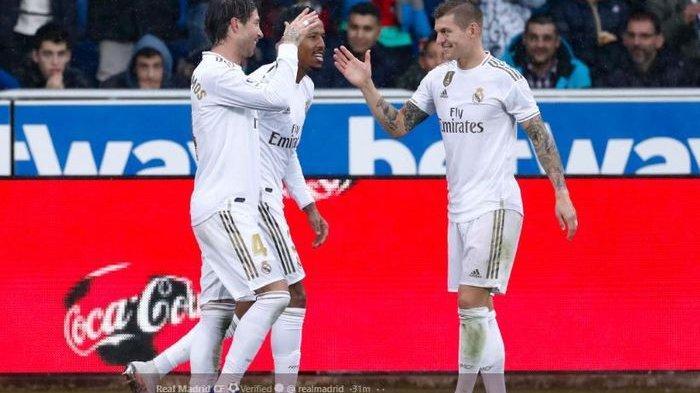 Posisi Barcelona di Puncak Klasemen 'Dikudeta' Real Madrid