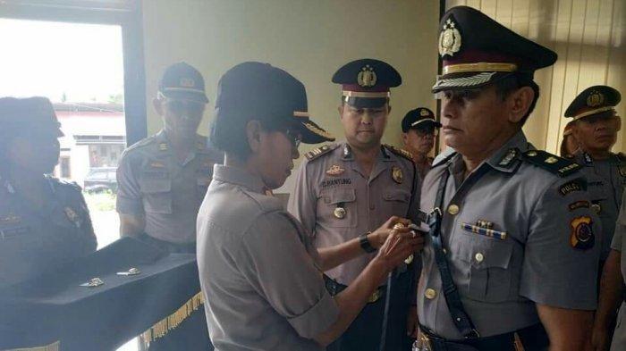 Kapolres Minut Rombak Jabatan Pejabat Minut, Iptu Fandy Ba'u Jabat Kasat Narkoba